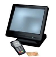 Les logiciels de point de vente sont de pins en plus souvent compatibles avec les écrans tactiles et gèrent de nombreux moyens de paiement.