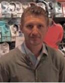 Guillaume Lefebvre, gérant de Napoli, une boutique de prêt-à-porter