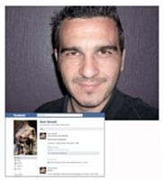 Fabrice Zuppo alimente régulièrement la page Facebook de sa chocolaterie pour recruter et fidéliser ses clients.