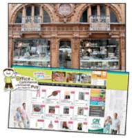 Une soixantaine de commerçants, à l'instar de Jean-Pierre Giroud, gérant d'une boutique de montres, vendent leurs produits sur AchetezAuPuy.com