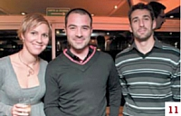 Mathilde Delmas, Adrien Sfecci et Mathieu Lacome (Magenta SAS)