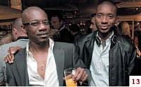 Alpha Fidiane Toure et Diaby Karamokoba (Atito B Concept SARL)