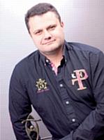 Vincent Guerlais, lauréat de l'édition 2012.