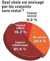 Source: Observatoire de la petite entreprise de la Fédération des centres de gestion agréés-Banque Populaire, septembre 2006