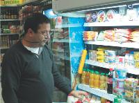 Rhida Ben Hamouda a repositionné son commerce sur le créneau du snacking.