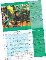 Nadine Noriant, propriétaire d'une boutique à Livry-Gargan, illustre le mois de juillet.
