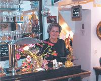 Hélène Jacobsen réalise 80% de son chiffre d'affaires par le biais de son activité de brocante