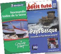 Les Guide Vert et Petit Futé font la part belle à certains commerces, boutiques et restaurants.