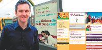 Stéphane Tripot a lancé un site pour promouvoir les commerçants de Mulhouse