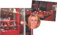 Pour ouvrir sa boutique de cannelés Baillardran, Karine Charlier a dû solliciter l'aide financière de ses proches afin de vaincre la frilosité de son banquier.