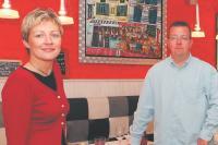 Pour promouvoir leur nouvelle boutique, Christelle et Jean-Marc Carelle ont lancé un blog.