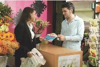 Le commerçant dépositaire de colis mise sur la fidélisation de la clientèle de la vente par correspondance pour augmenter de manière sigificative son chiffre d'affaires.