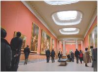 Vingt-quatre chefs d'entreprise, dont un commerçant, adhèrent à la Fondation d'entreprise du musée Fabre à Montpellier.
