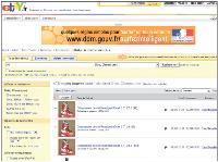 Les commerçants font de plus en plus appel à des sites comme eBay pour écouler leurs invendus.
