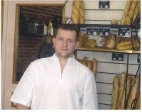 Christophe Piquenot a financé les travaux d'embellissement extérieur de sa boutique par un prêt bonifié à 1,5%.