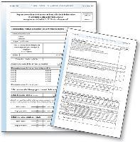 Un formulaire de demande d'homologation d'une rupture conventionnelle est disponible sur le site legifrance.gouv.fr.