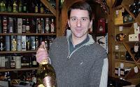En adhérant au réseau BNI de Melun, Arnaud Laguette, caviste, a développé son activité de cadeaux d'affaires.