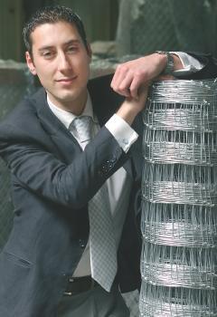 Julien Lippi, directeur Supply Chain Lippi.