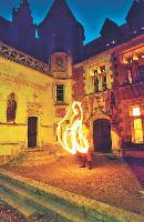 Parmi les infrastructures les plus prisées pour le tourisme d'affaires, les lieux atypiques tels que les châteaux (ici, le Clos Lucé), les musées ou les chapelles ont de plus en plus la cote auprès des organisateurs.