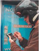 Désormais, le coursier s'occupera aussi bien du transport d'urgence de marchandises que de personnes pour le compte de Novea, Gescomail et Citybird.