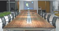Des salles de réunion branchées technologies