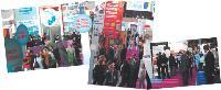 Le salon Siseg Proseg a réuni 270 stands spécialisés dans des domaines tels que la sécurité, l'accueil, la propreté...