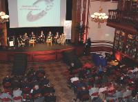Acheteurs et fabricants se sont rencontrés le 29 mai dernier à l'Automobile Club de France.