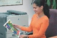 L'uitlisation de la couleur peut être réservée à certains services de l'entreprise ou disponible en option.