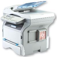 Grâce au diffuseur de parfum, le multifonction Sagem émet des fragrances lors de la réception ou l'envoi de fax.