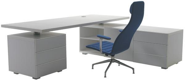 la sobri t des nouveaux bureaux haut de gamme. Black Bedroom Furniture Sets. Home Design Ideas