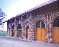 Les anciennes écuries de la Villa des Nénuphars sont les premiers bâtiments de la métropole lilloise entièrement conçus selon les principes HQE