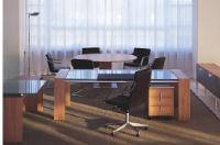 Face au phénomène de partage des espaces, le mobilier haut de gamme devient polyvalent, à l'instar de la gamme m_pro de Haworth.
