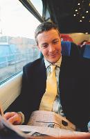 Près de 80% des hommes d'affaires apprécient de faire un déplacement professionnel. Seul point noir: les retards.