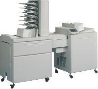 L'inséreuse DI 880 de Secap peut réaliser jusqu'à 3600 plis par heures
