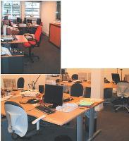RTL souhaite équiper ses bureaux d'un mobilier à la fois design et modulable, capable d'éuoluer au gré de la grille des programmes et des équipes.