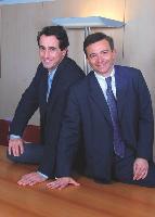 Antoine Doussaint et Didier Négiar pilotent les achats du groupe La Poste.