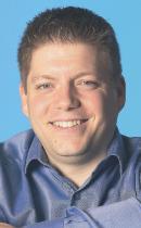 Thomas Chaudron, président national du Centre des jeunes dirigeants d'entreprise (CJD)