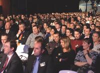 Près de 800 acheteurs de la SNCF, soit la quasi-totalité des effectifs achats, et quelques clients internes, ont assisté à la présentation du nouveau programme de performance achats du groupe de transports et d'ingénierie.