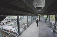 Les gares devraient également acquérir de nouvelles caméras afin d'étoffer leur système de vidéosurveillance