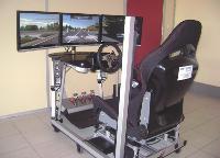 La société Develter propose un simulateur de conduite qui prend en compte les considérations économiques.