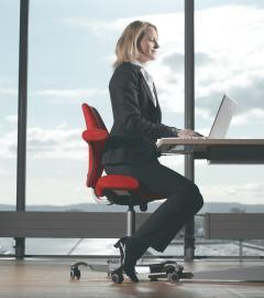 Sièges de bureau: le marché veut du beau et de l'ergonomique