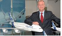 Tom Enders (Airbus): «Ce plan doit améliorer notre rentabilité afin d'assurer la compétitivité à long terme de notre société.»