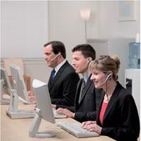 Malgré leur volonté de placer la relation client au coeur de leur stratégie, seules 48% des entreprises disposent d'un centre d'appels.