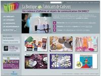 Le site donne accès à plus de 1 500 références détaillées de 80 marques, classées par thèmes, nouveautés, etc