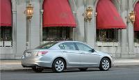 Les concessionnaires Honda pourront désormais proposer des modèles de la marque en location longue durée, à l'image de la nouvelle Honda Accor.
