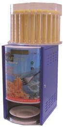 Spaghetti-cooker, la machine à cuire les spaghettis du groupe Vesta France.