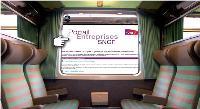 Sur www.portailentreprises.sncf.com, les collaborateurs des entreprises peuvent directement réserver leurs billets de train aux tarifs affaires proposés par la SNCF.