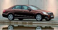 Une Mercedes Classe E plus propre