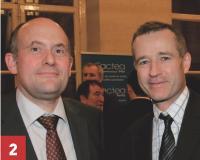 Alain Chambon (Bouygues Telecom) et Philippe Venard (Kyu Associés).