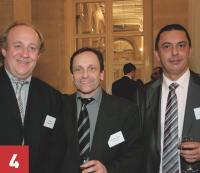 Rémy Colmant (Dynapost), Alain Holtz (Décision Achats) et François Ladret (FCBA).